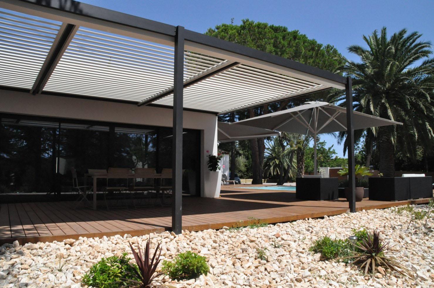realizzazioni di gazebo apribili con struttura in legno solisysteme pergola bioclimatica. Black Bedroom Furniture Sets. Home Design Ideas
