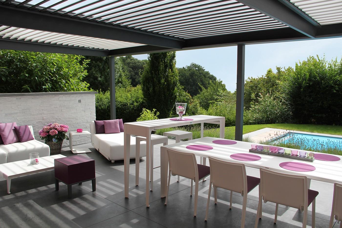 realizzazioni di gazebo apribili con struttura in legno. Black Bedroom Furniture Sets. Home Design Ideas