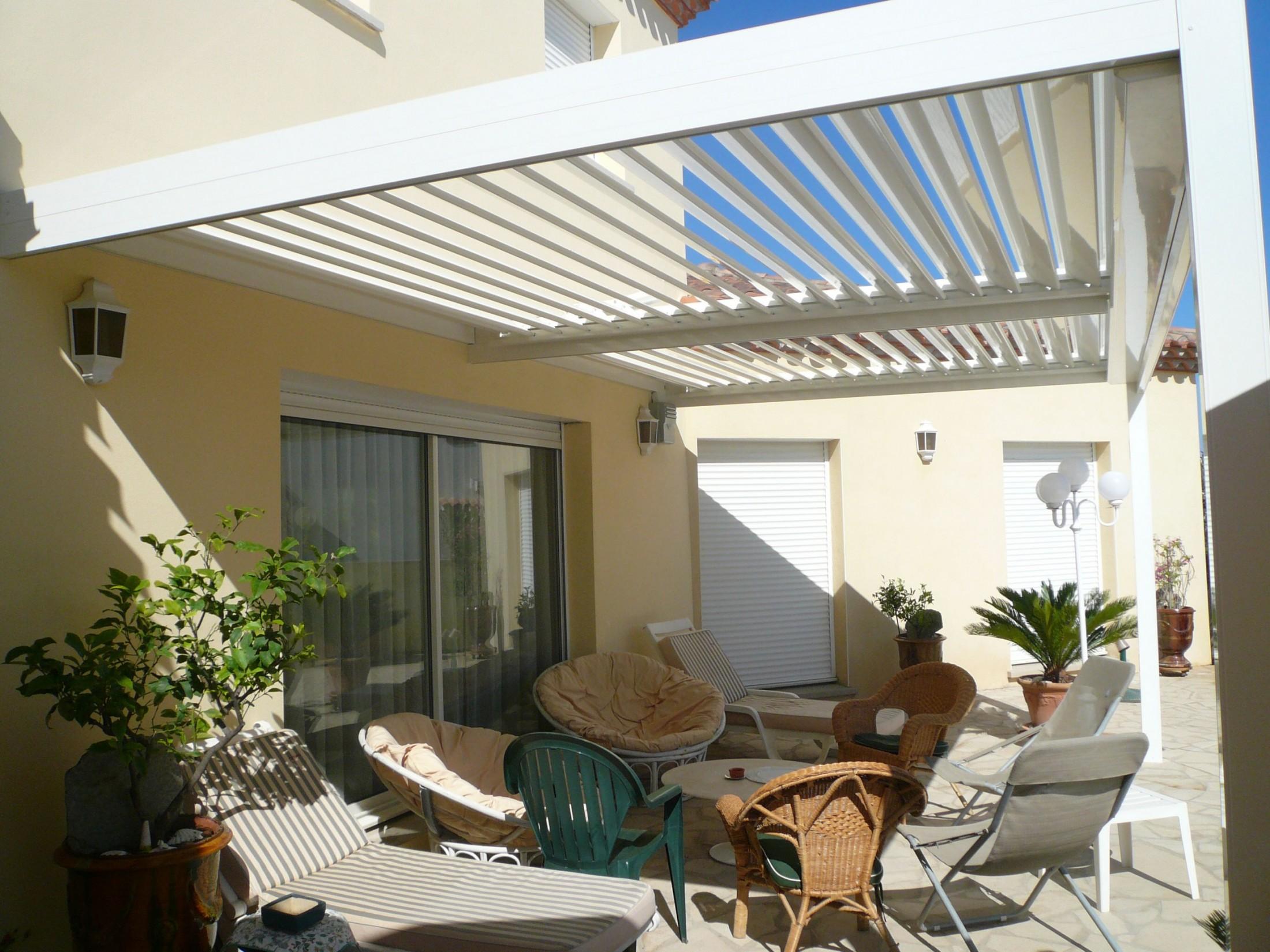 Realizzazioni di gazebo apribili con struttura in legno - Toldos para patios interiores ...