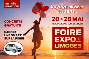 Foire expo de limoges solisysteme for Foire expo limoges tarif